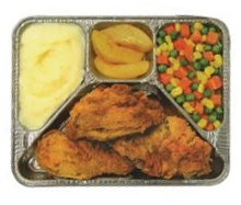 TV Dinners were a lifesaver.
