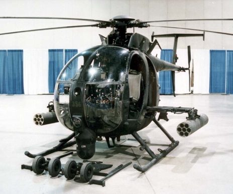 MH-6 Little Bird variant