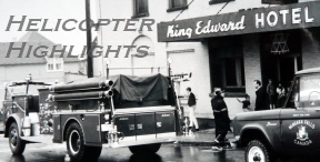 The venerable old King Edward Hotel in Niagara Falls. It has subsequently been destroyed.