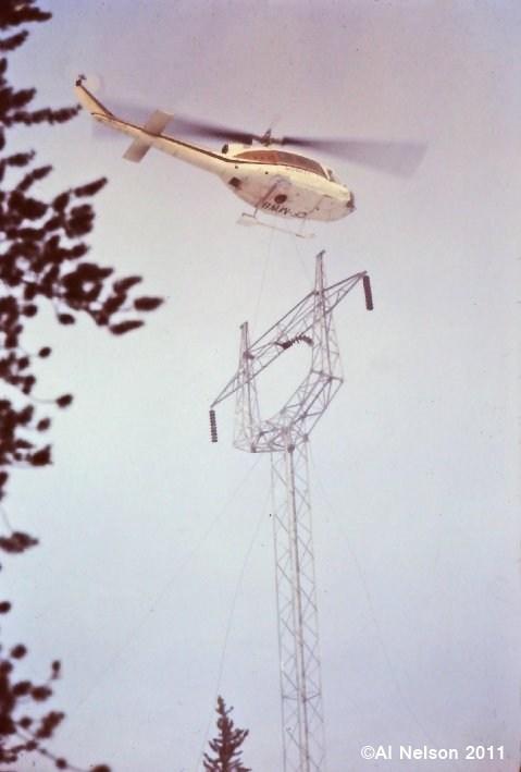 Bell 205 MWB