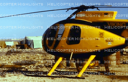 Conoco helipad