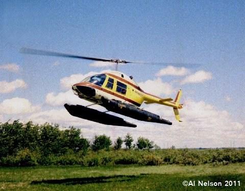 Bell 206A JRH