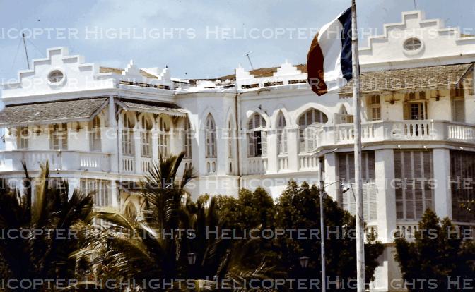 Djibouti - Governor's Mansion