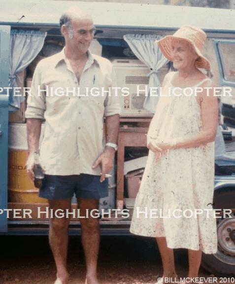 Pete & Jan Hairsine